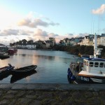 Roundstone Village & Harbour